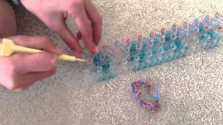 How To Make A Simple Rainbow Loom