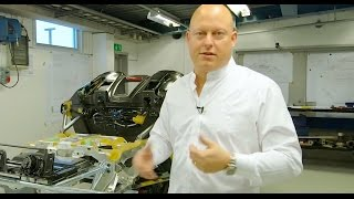 One-On-One With Christian Von Koenigsegg [PART 1] -- /DRIVEN. Drive Youtube Channel.