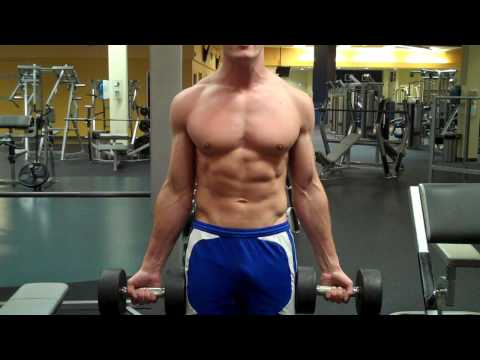 How To: Alternating Dumbbell Curl