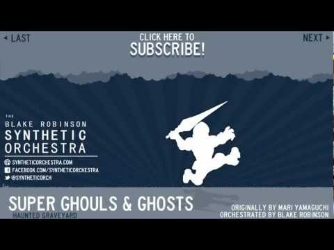 Super Ghouls 'n Ghosts - Haunted Graveyard Orchestra