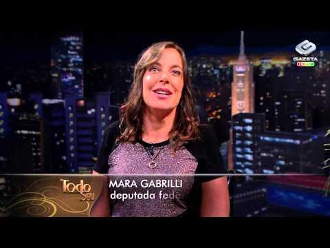 Entrevista com Mara Gabrilli