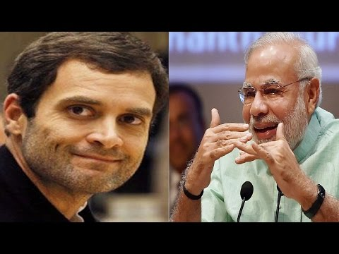 Modi makes fun of Rahul Gandhi's 'watchman' remark in Aap ki Adalat