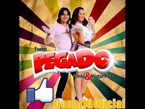 Forró Pegado CD Promocional de Junho 2014 COMPLETO [CanalJGOficial]