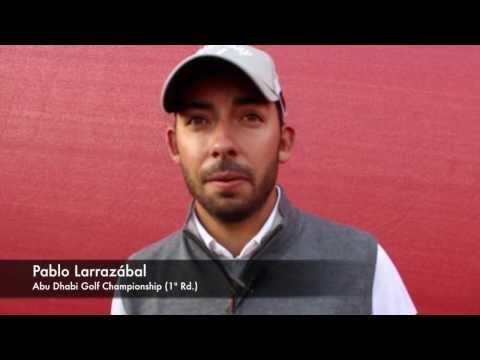 Pablo Larrazábal (Abu Dhabi, 1ª Rd.)
