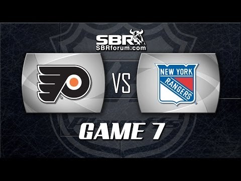 NHL Picks: Philadelphia Flyers vs. New York Rangers Game 7