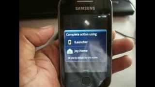 IOS7 Custom Rom For Galaxy GT S5360. By Galaxy4Gaming.in