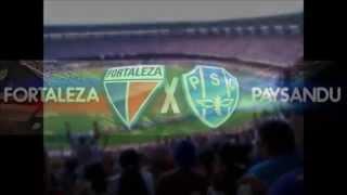 CHAMADA FEC Videos Fortaleza X Paysandu 14/09/2014
