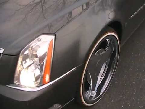 Watch on 2009 cadillac dts convertible
