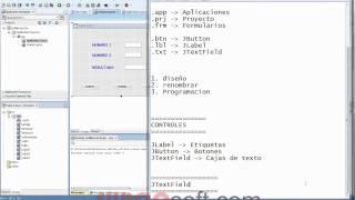 OPERACIONES BASICAS UTILIZANDO JAVA (JDeveloper 11g)