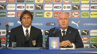 """Tavecchio: """"Conte condottiero di un Paese unito"""" - 19 Agosto 2014"""