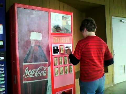 how to trick a vending machine