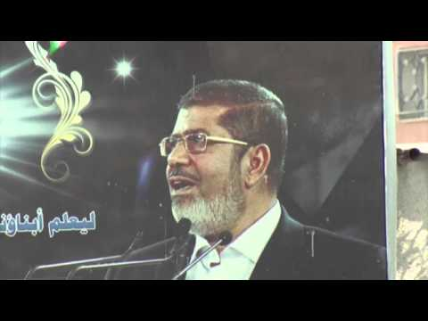 Ousted Egyptian Pres. Morsi's Trial Adjourned