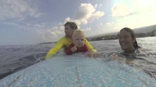 [11 Month Old Surfer]