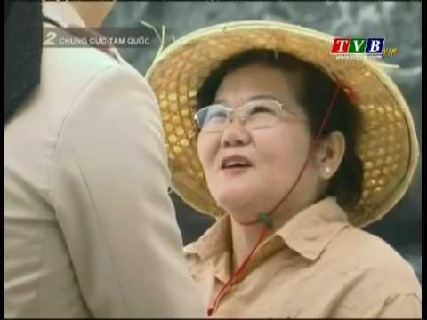 TVBVIP Chung cực tam quốc   tập 4 avi   YouTube