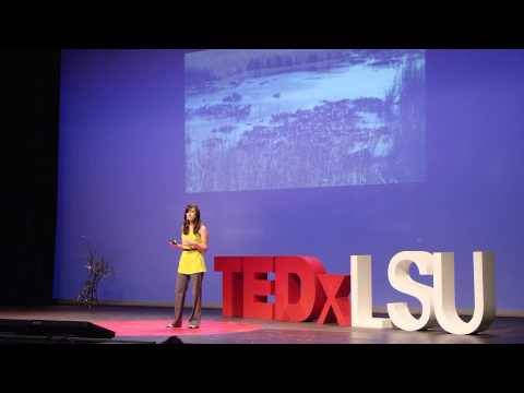 The Oyster is Your World: Victoria Ippolito at TEDxLSU