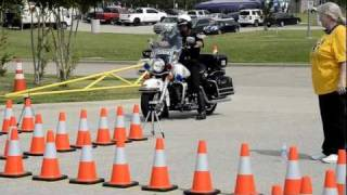Donnie Williams: Grand Prairie Police Motorcycle Rodeo