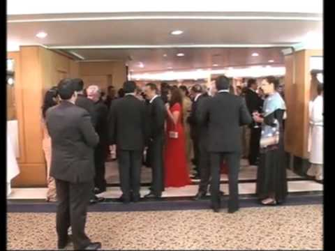 10 Nov 2013 - Mukesh Ambani Hosts Dinner Reception For British Royals In Mumbai