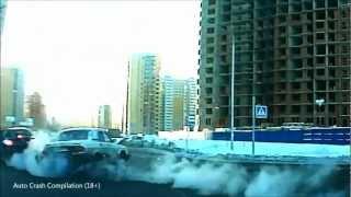 Подборка ДТП с видеорегистраторов 72 \ Car Crash compilation 72