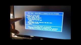 Como Instalar Windows 7 En Una PC Con Win 8 Preinstalado