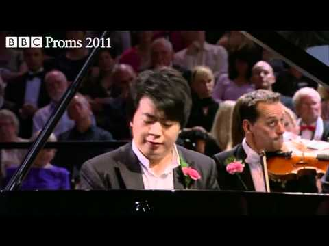 BBC Proms 2011: Lang Lang plays Liszt