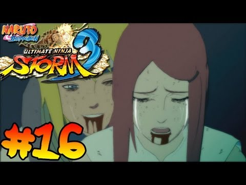 Let's Play Naruto Shippuden Ultimate Ninja Storm 3 [#16] - Ein trauriger Abschied (blind)