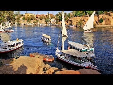 Egipto turismo, Río Nilo, Asuán / Egypt tourism, Nile River, Aswan / Cruise, crucero, travel, viajes