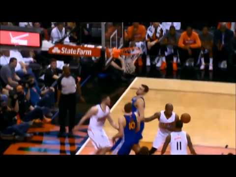 2013-14 Phoenix Suns: Miles Plumlee Early Season Highlights
