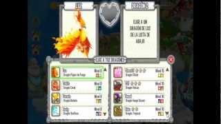 Como Sacar Al Dragon Chicle En Dragon City