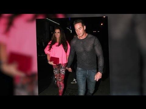 Kieran Hayler is Booted out of Katie Price's Mansion