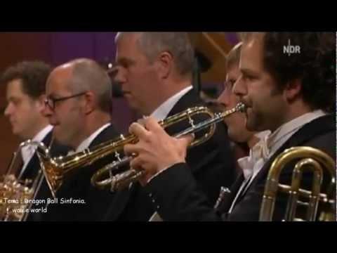 DRAGON BALL GT SINFONIA Nr. II Orquesta Sinfonica en VIVO 2011 Instrumental