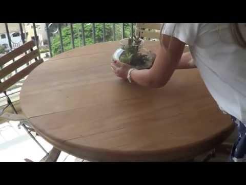 ESPONJA MÁGICA - Como remover manchas de madeira