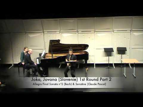 Joka, Jovana Slovenie 1st Round Part 2