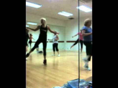 Dance Aerobics, High Impact Routine