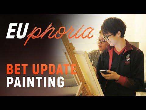 EUphoria Bet Update | Painting w/ Hans Sama & Jesiz