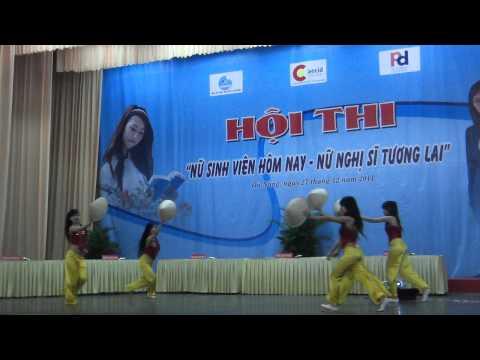 Múa: Nét Việt