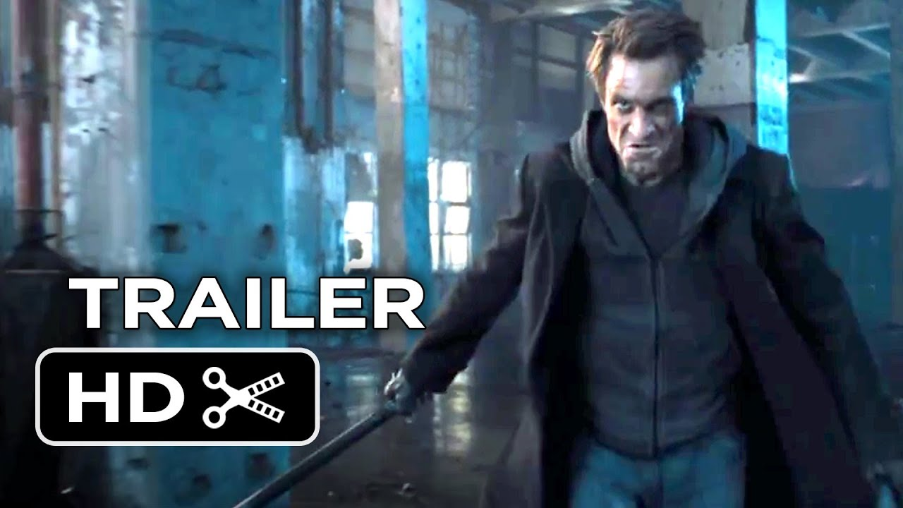 A photo of I, Frankenstein Official Trailer #1 (2014) - Aaron Eckhart Movie HD