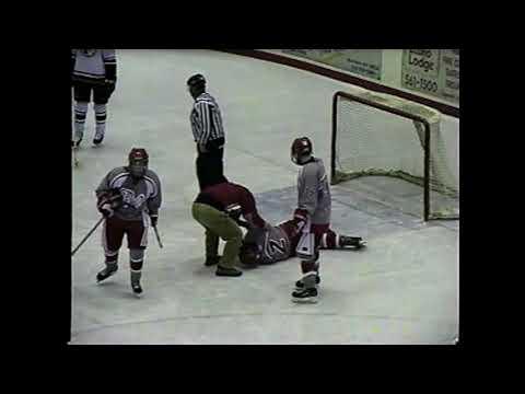 Beekmantown - Plattsburgh Hockey  2-25-03