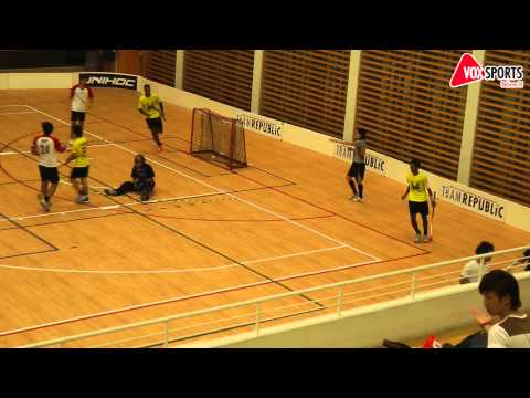 POL-ITE 2012: Men's Floorball - RP vs NYP