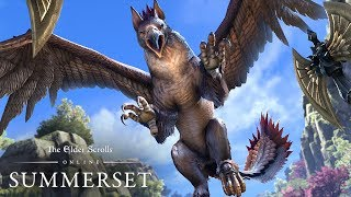 The Elder Scrolls Online - Summerset Announce Trailer