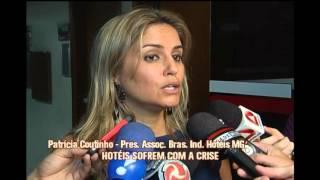 Ap�s investimento para Copa, setor hoteleiro de BH entra em crise