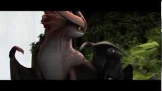 Como Treinar O Seu Dragão 2 Trailer Oficial Cinemark