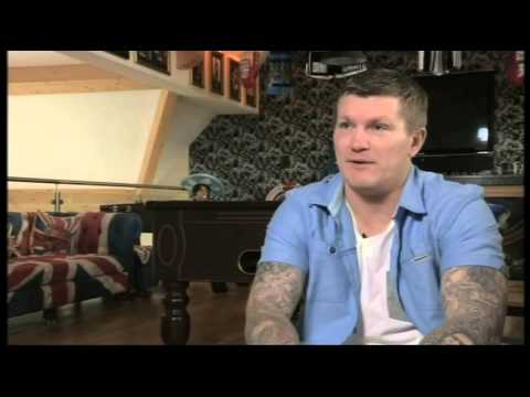 Ricky Hatton On Boxing, Depression & Family