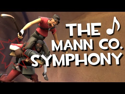 Team Fotress 2 - The Mann Co. Symphony