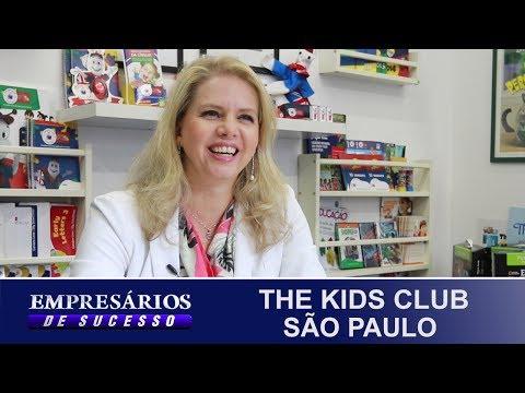 THE KIDS CLUB SÃO PAULO, EMPRESÁRIOS DE SUCESSO