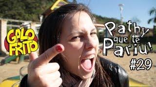 Hao123-Pathy que te Pariu 29 - Como trollar seu irmão e GTA #PQTP