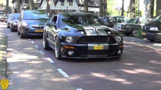 800HP Ford Mustang Shelby GT500 Super Snake W/ Bassani