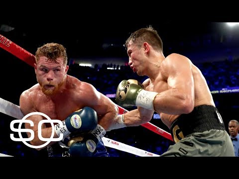 Canelo Alvarez vs Gennady Golovkin fight ruled a draw  SportsCenter  ESPN