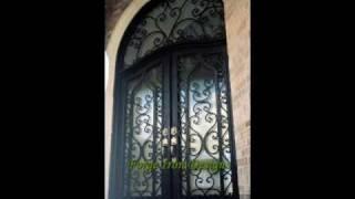 Forge Iron Designs Iron Doors