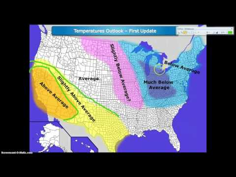 2013 2014 Winter Snow Predictions