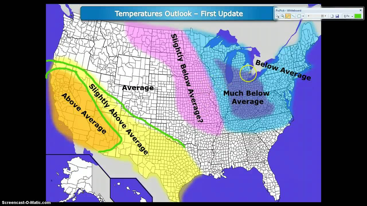 2014 Winter Weather Forecast Long Range Forecast From Noaa | Apps Directories